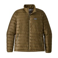 Patagonia M's Down Sweater Cargo Green