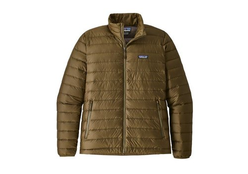 Patagonia Patagonia M's Down Sweater Cargo Green