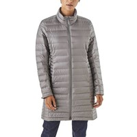 Patagonia W's Fiona Parka Feather Grey