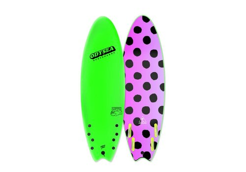 Catch Surf Catch Surf Odysea Skipper Quad 6'0 Green