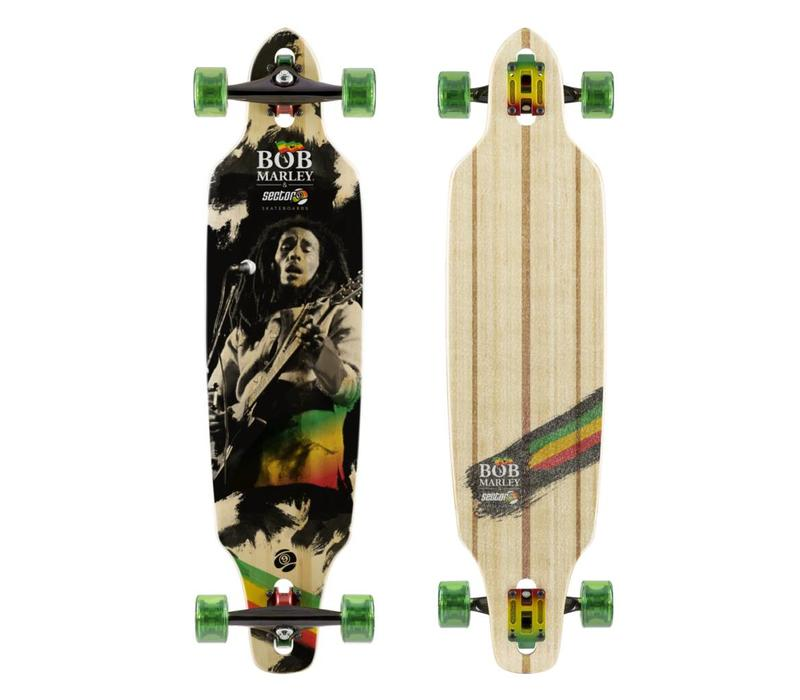 """Sector 9 Jamming  37.5"""" x 9.25"""""""