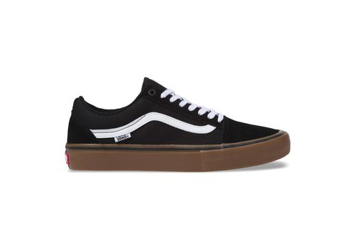 Vans Vans Old Skool Pro Black/White/Gum