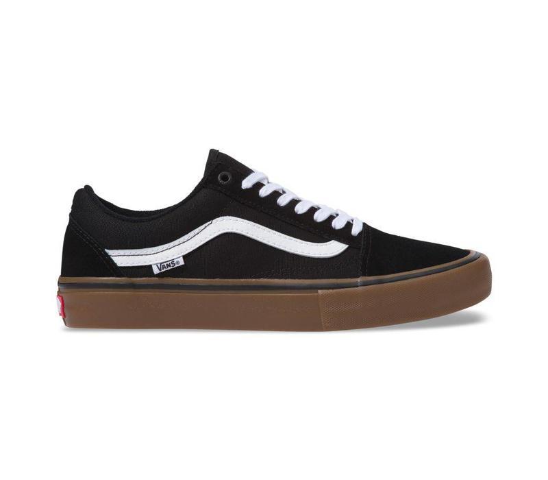 Vans Old Skool Pro Black/White/Gum