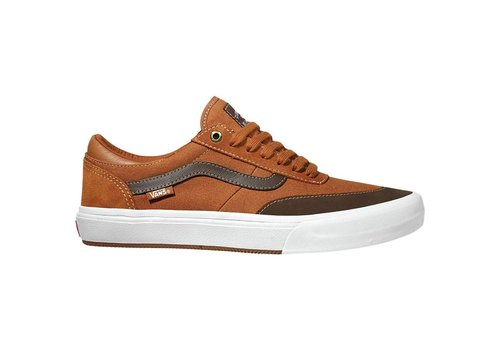 Vans Vans Gilbert Crockett Pro Leather Brown