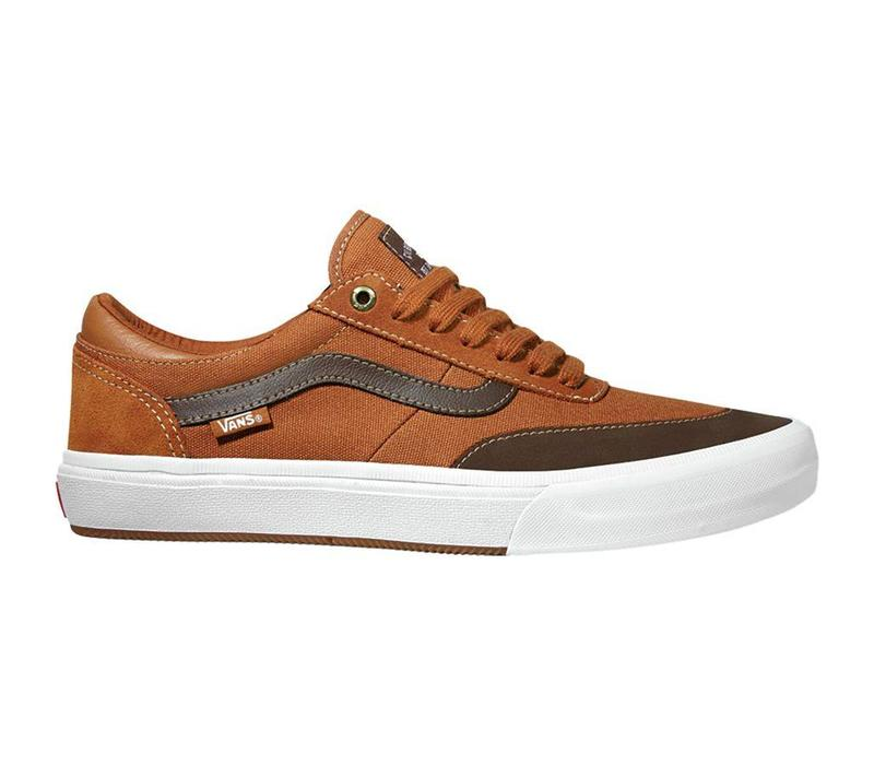 Vans Gilbert Crockett Pro Leather Brown