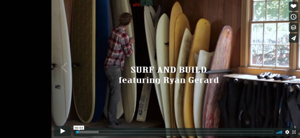 Surf and Build : A Great Lakes Video Short