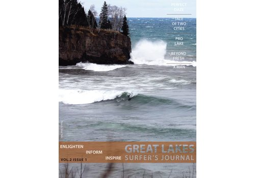 Great Lakes Surfer's Journal Great Lakes Surfer's Journal Volume 2 Issue 1