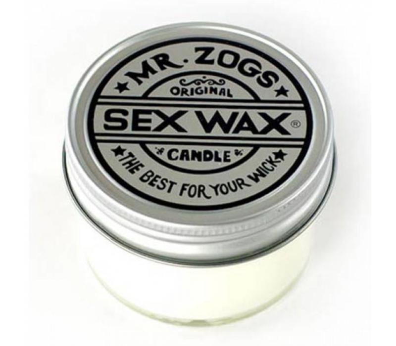 Mr. Zog's Sex Wax Candle Coconut
