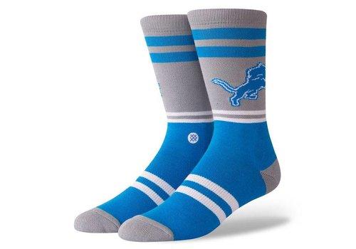 Stance Stance Lions Logo Grey Large Socks
