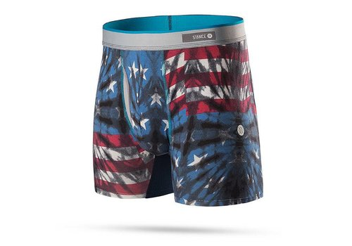 Stance Stance Fourth Boxer Brief Blue