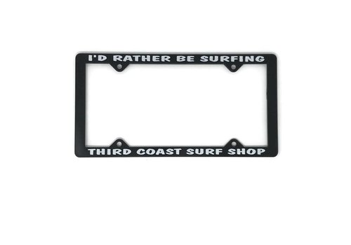 Third Coast Third Coast License Plate Frame