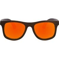 RawWood Lakers Brown & Orange