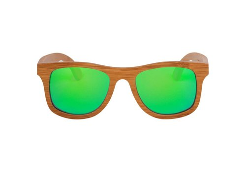 RawWood Shades RawWood Lakers Natural & Green