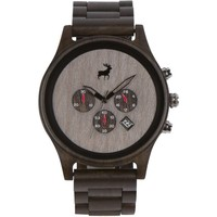 RawWood Chrono Watch Light