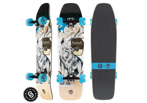 """Sector 9 Sector 9 Howl Ninety Five Complete 30.5"""" X 8.375"""""""
