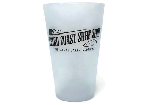 Third Coast Third Coast Sili Pint 16oz Frosted White