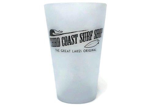 Third Coast Third Coast Sili Pint 16oz Frosted White