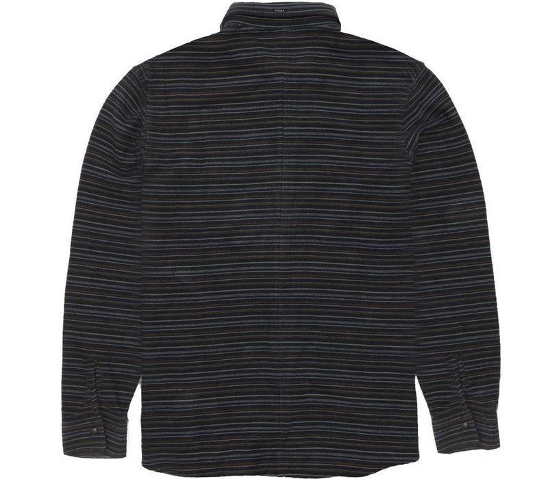 Vissla Knolls Reversible Flannel Dark Naval