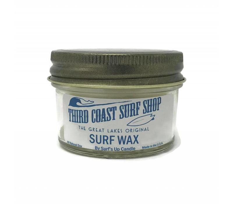 Third Coast Mini Surf Wax Candle