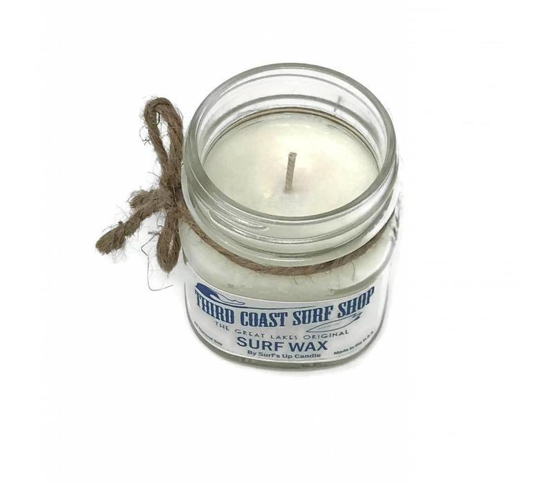 Third Coast Surf Wax 8oz Candle