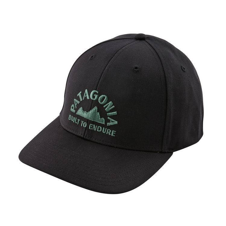 Patagonia Geologers Roger That Hat Black