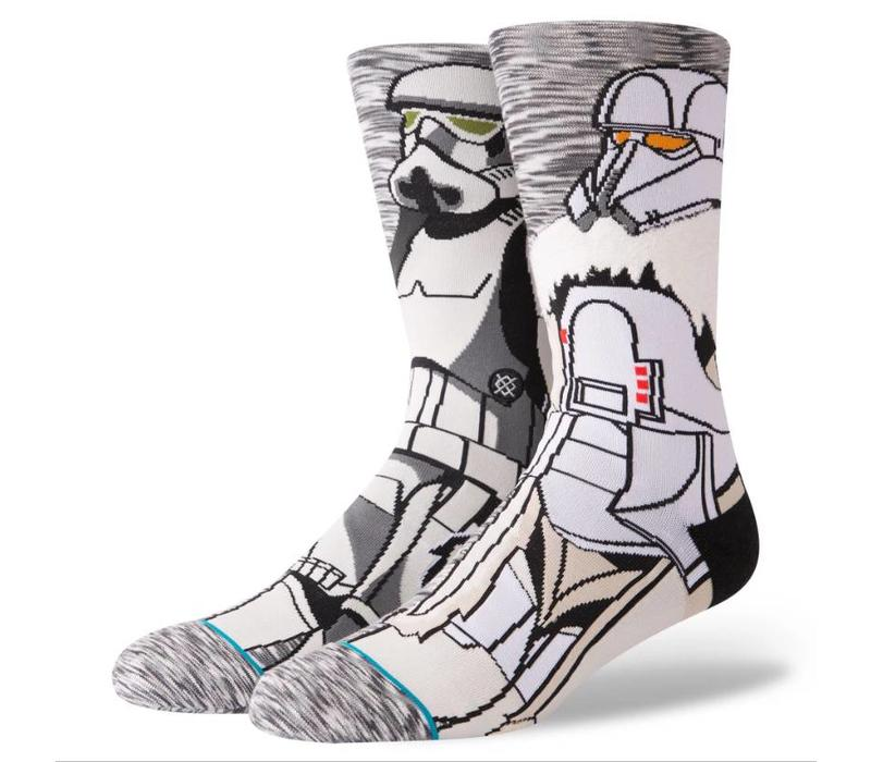 Stance Troop Grey Large