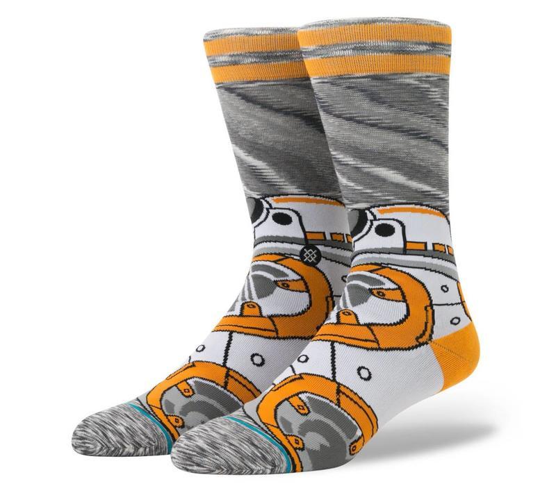 Stance BB-8 Grey Large