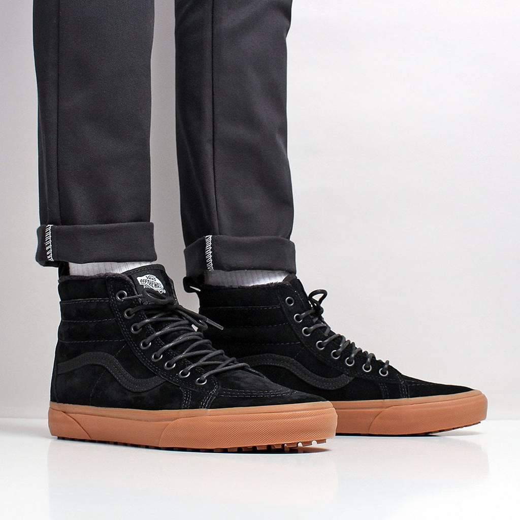 c2b795b9ae3 Vans Sk8-Hi MTE Black Gum - Third Coast Surf Shop