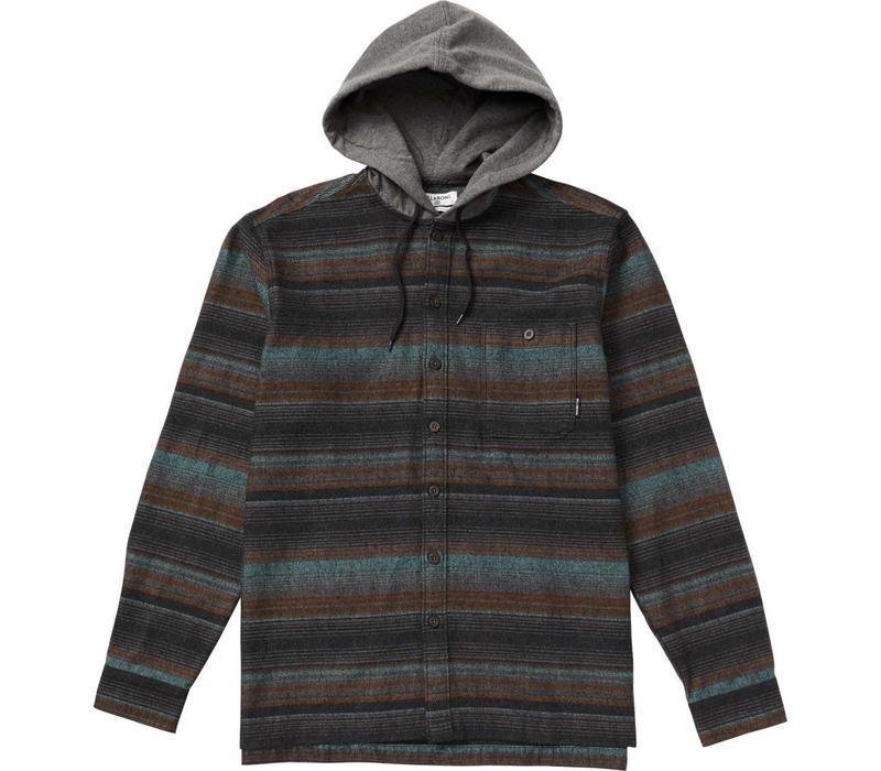 Billabong Baja Flannel Black