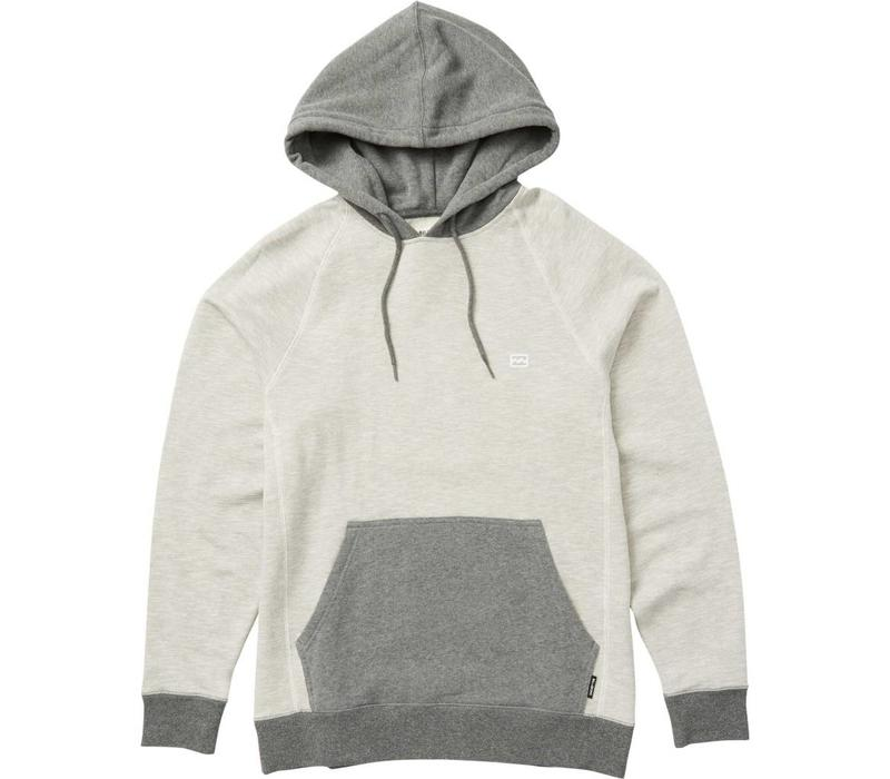 Billabong Balance Pull Over Hoody Oatmeal