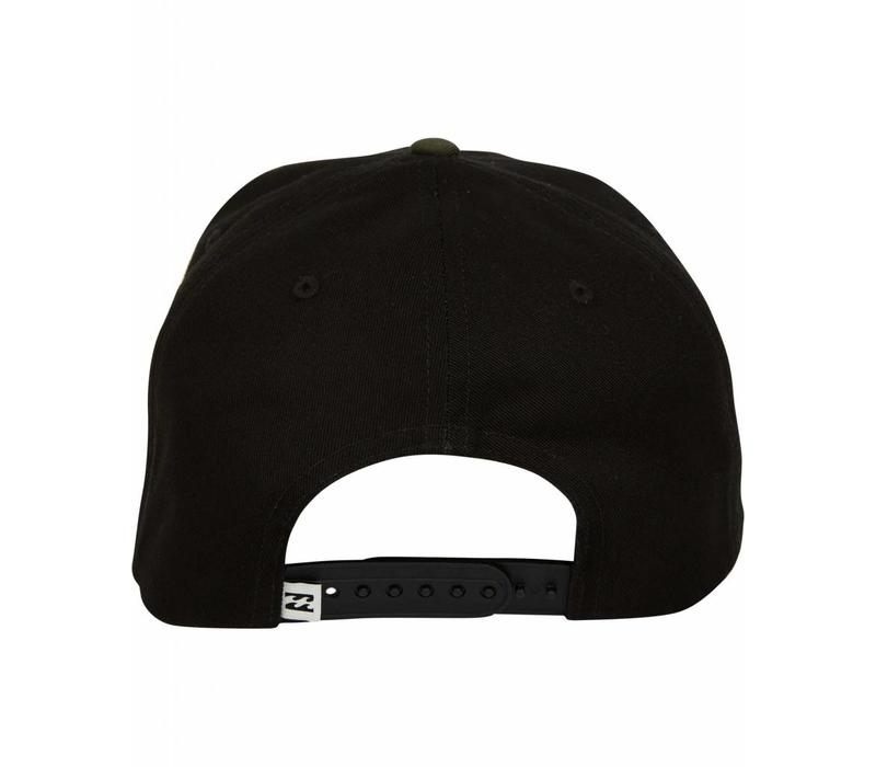Billabong Plateau Snapback Black