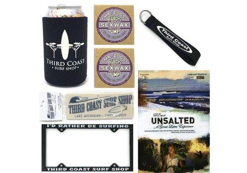 Third Coast Unsalted Surfer Gift Bundle