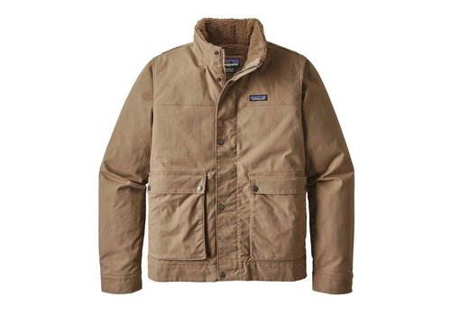 Patagonia Patagonia M's Maple Grove Canvas Jacket Mojave Khaki