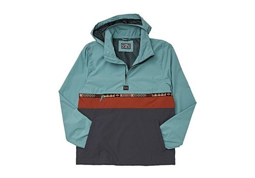 Billabong Billabong Wind Swell Anorak Dust Green