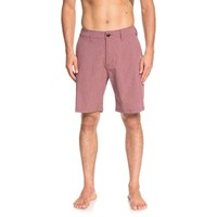 "Quiksilver Union Heather Amphibian 20"" Cordovan"