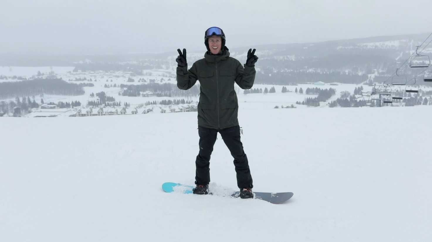 Frozen Waves : Third Coast to Sell Snowboards