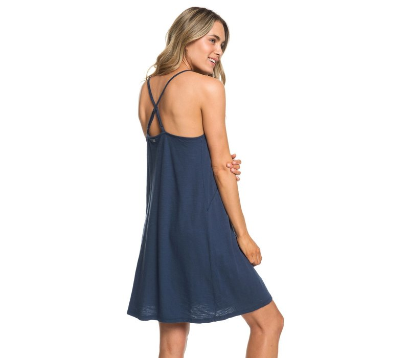 Roxy New Lease of Life Dress Blue