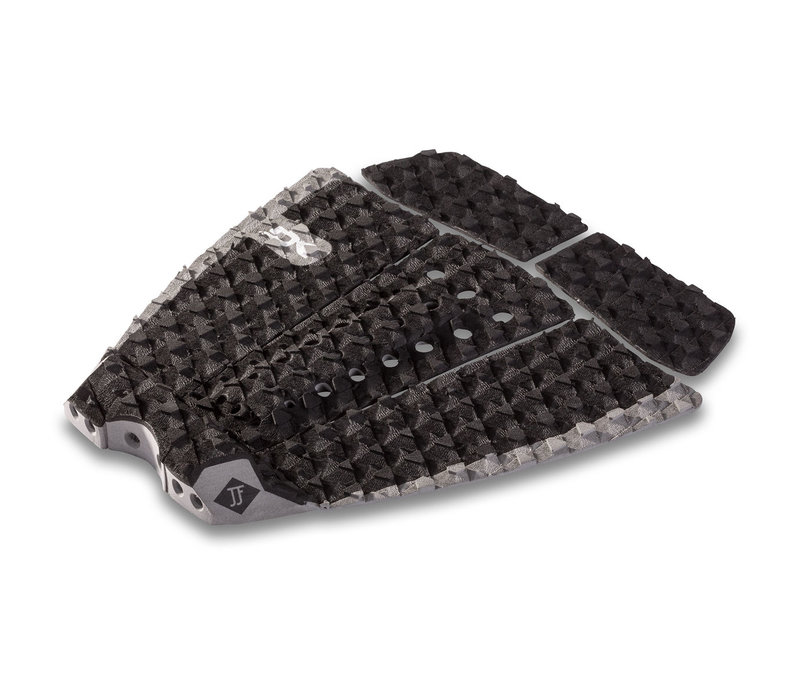 Dakine John John Florence Pro Surf Traction Pad Black/Carbon