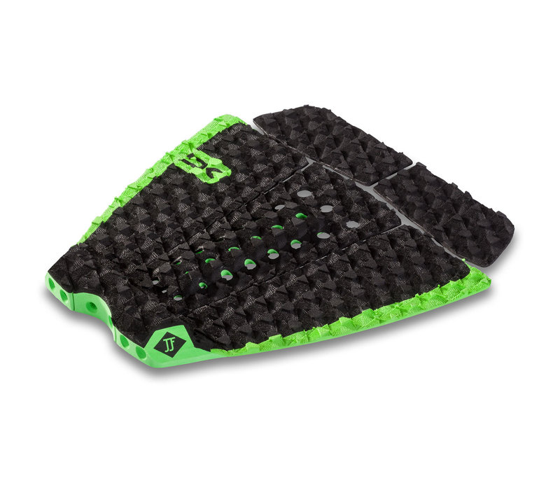 Dakine John John Florence Pro Surf Traction Pad Black/Green