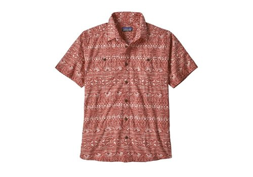 Patagonia Patagonia M's Back Step Shirt Tradewinds New Adobe