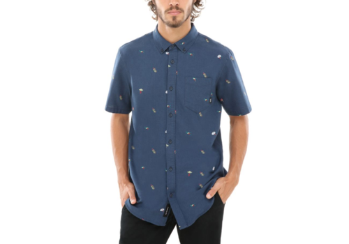 Vans Vans Houser Short Sleeve Buttondown Barmers Market