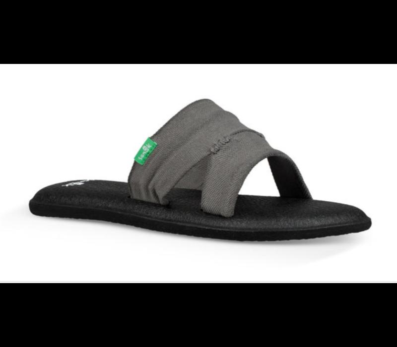 Sanuk Yoga Mat Capri Grey