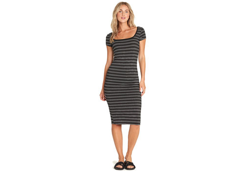 Billabong Billabong Day Night Midi Dress Black