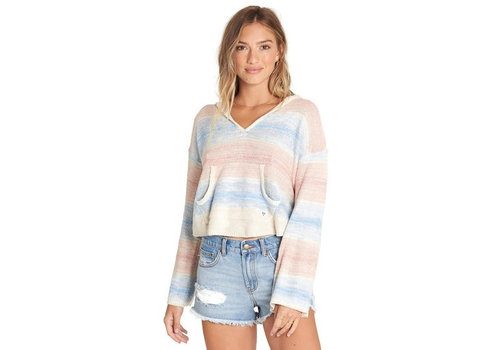 Billabong Billabong Baja Beach Sweater White Cap
