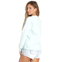 Billabong Sweet Sunshine Sweatshirt Seaspray