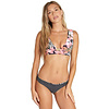 Billabong Billabong Wild Tropic Plunge Reversible Top Multi