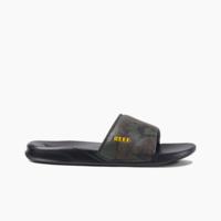 Reef One Slide Grey/Tan