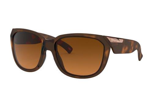 Oakley Oakley Rev Up Matte Brown Tortoise w/ Brown Gradient Polarized