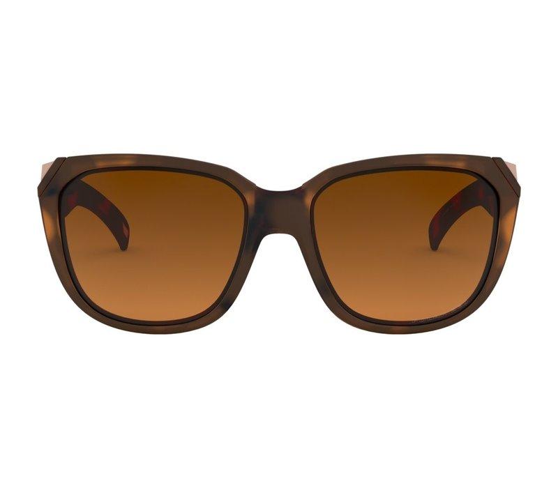 Oakley Rev Up Matte Brown Tortoise w/ Brown Gradient Polarized