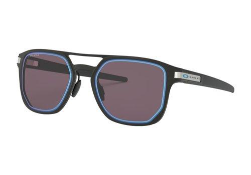 Oakley Oakley Latch Alpha Matte Black w/Prizm Grey w/Sapphire